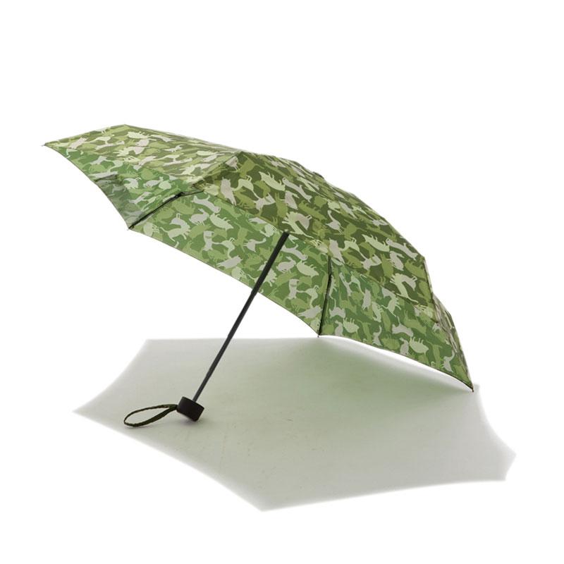★SALE★折りたたみ傘 PORTE-Animal camouflage