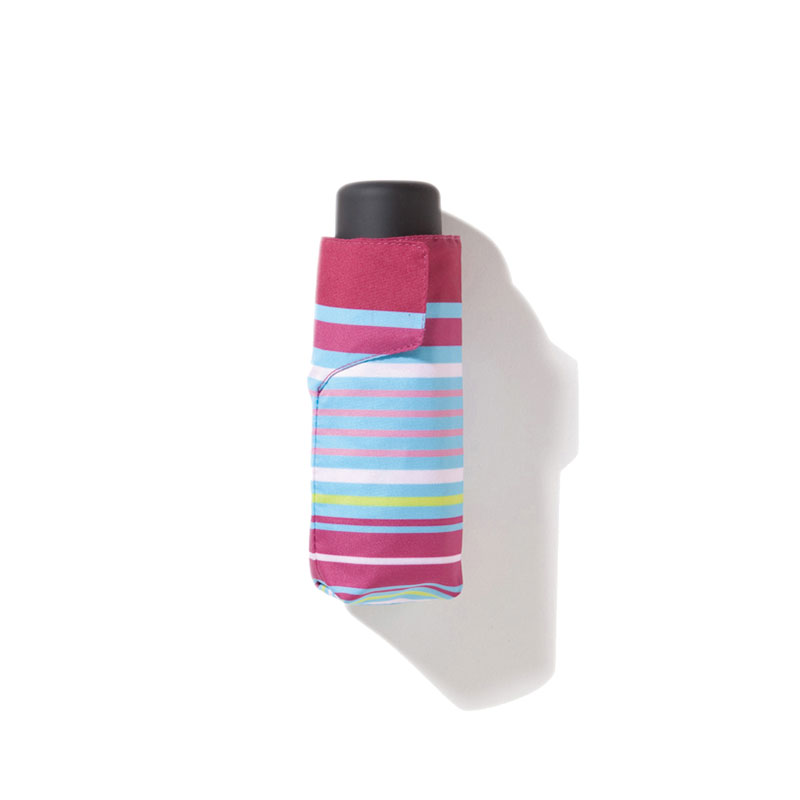 ★SALE★折りたたみ傘 PORTE-Multi Stripes