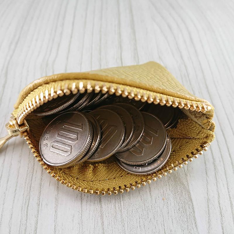 小銭入れ・コインケース 日本製 【ノーマル】