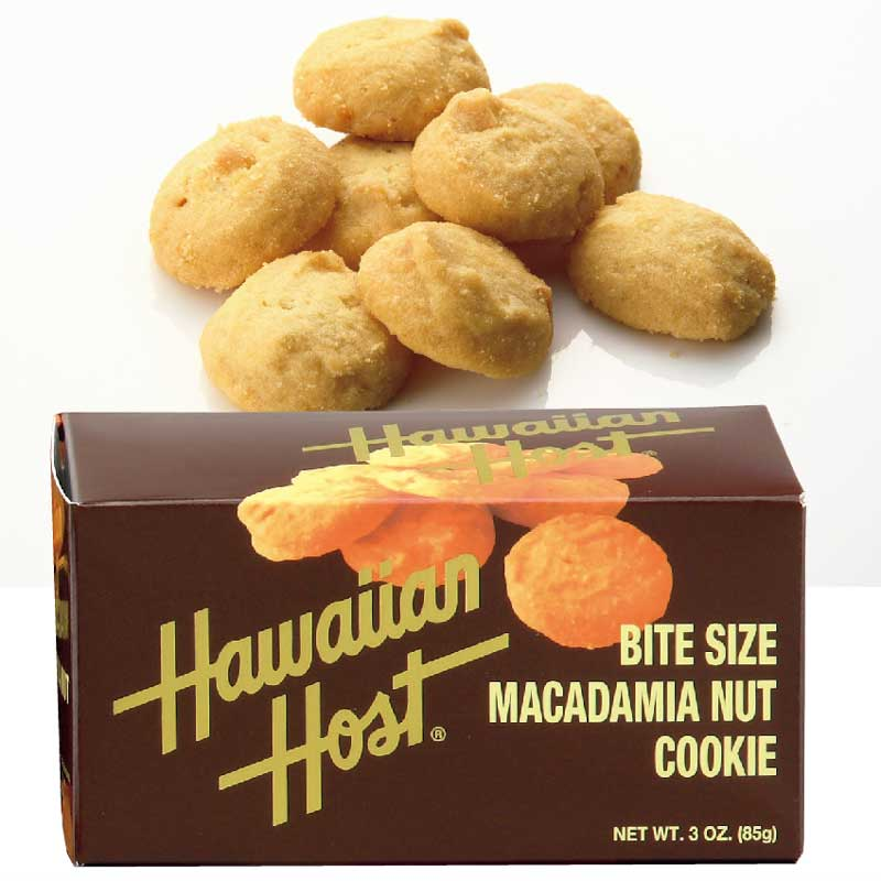 【今だけ・30%OFF】ハワイアンホースト マカデミアナッツクッキー1箱