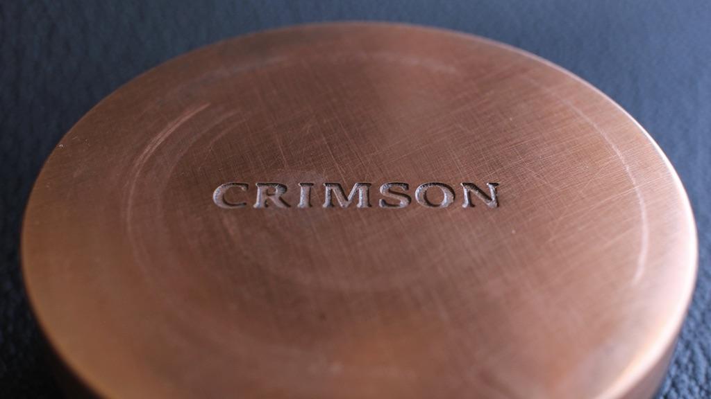 Crimson Magnetic Leather Weights(クリムゾンマグネティックレザーウェイト)