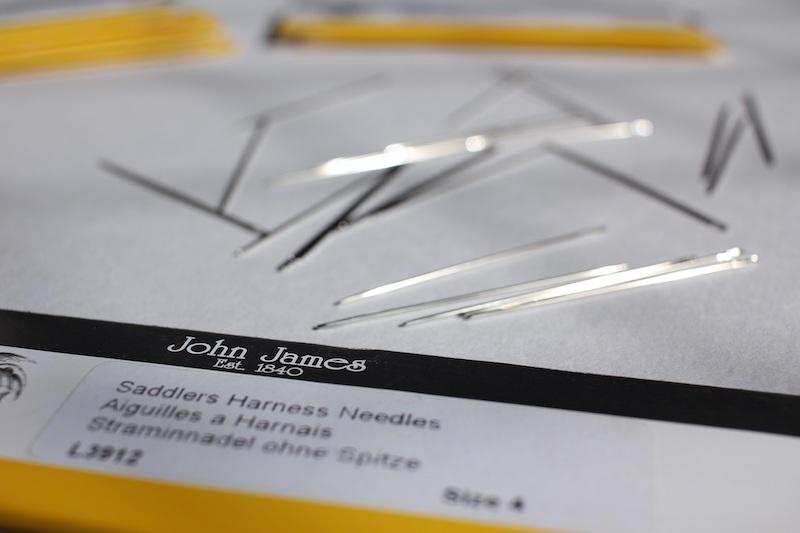 John James(ジョン・ジェームス手縫針)