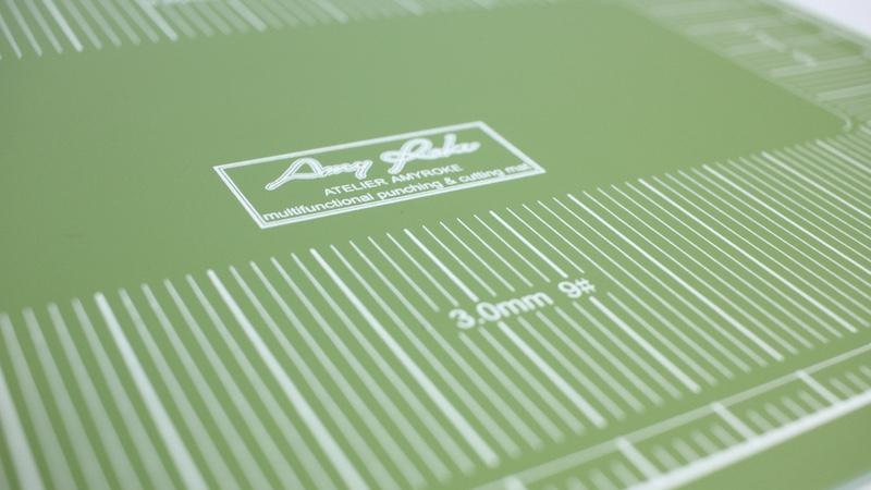 Atelier Amy Roke punching/cutting mat(アミーローク パンチング/カッティング マット)