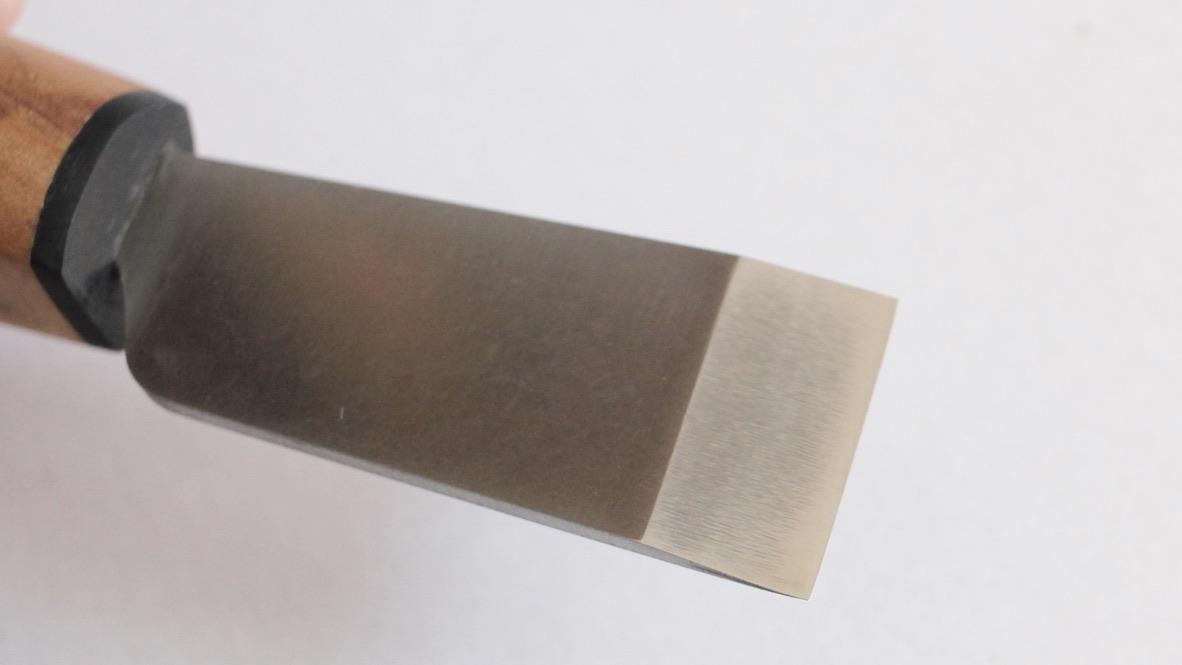 オリーブウッド/ANONYMOUS MADE 革包丁(O-1)