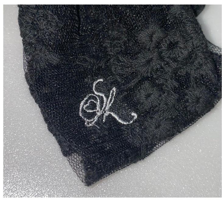 SX SK lace barretta