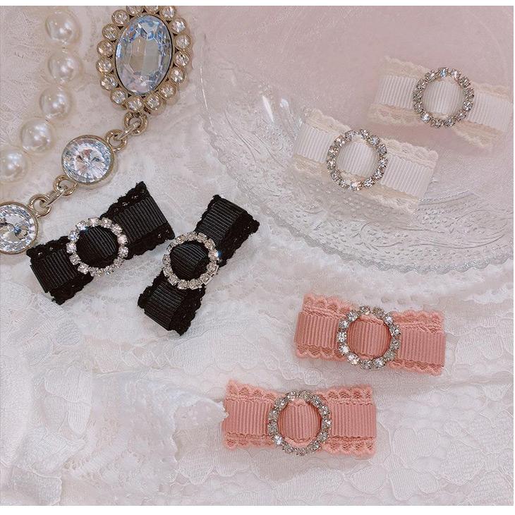 HS lace clip