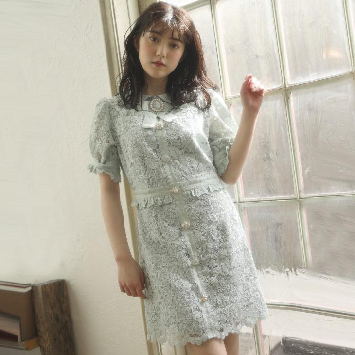TS summer lace O/P