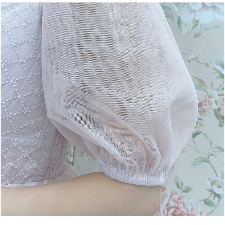PN flower cotton O/P