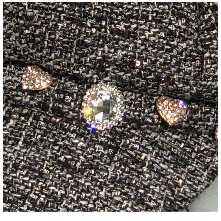 SX tweed  casquette