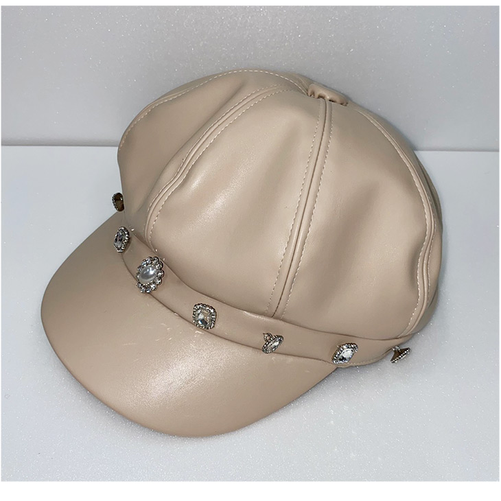SX leather bijou cas
