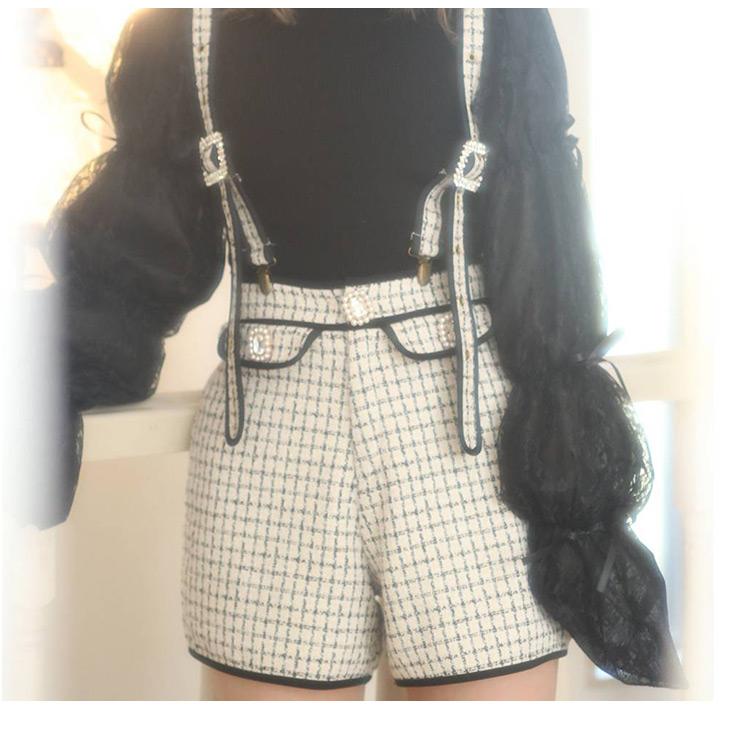 NV tweed belt SP/T