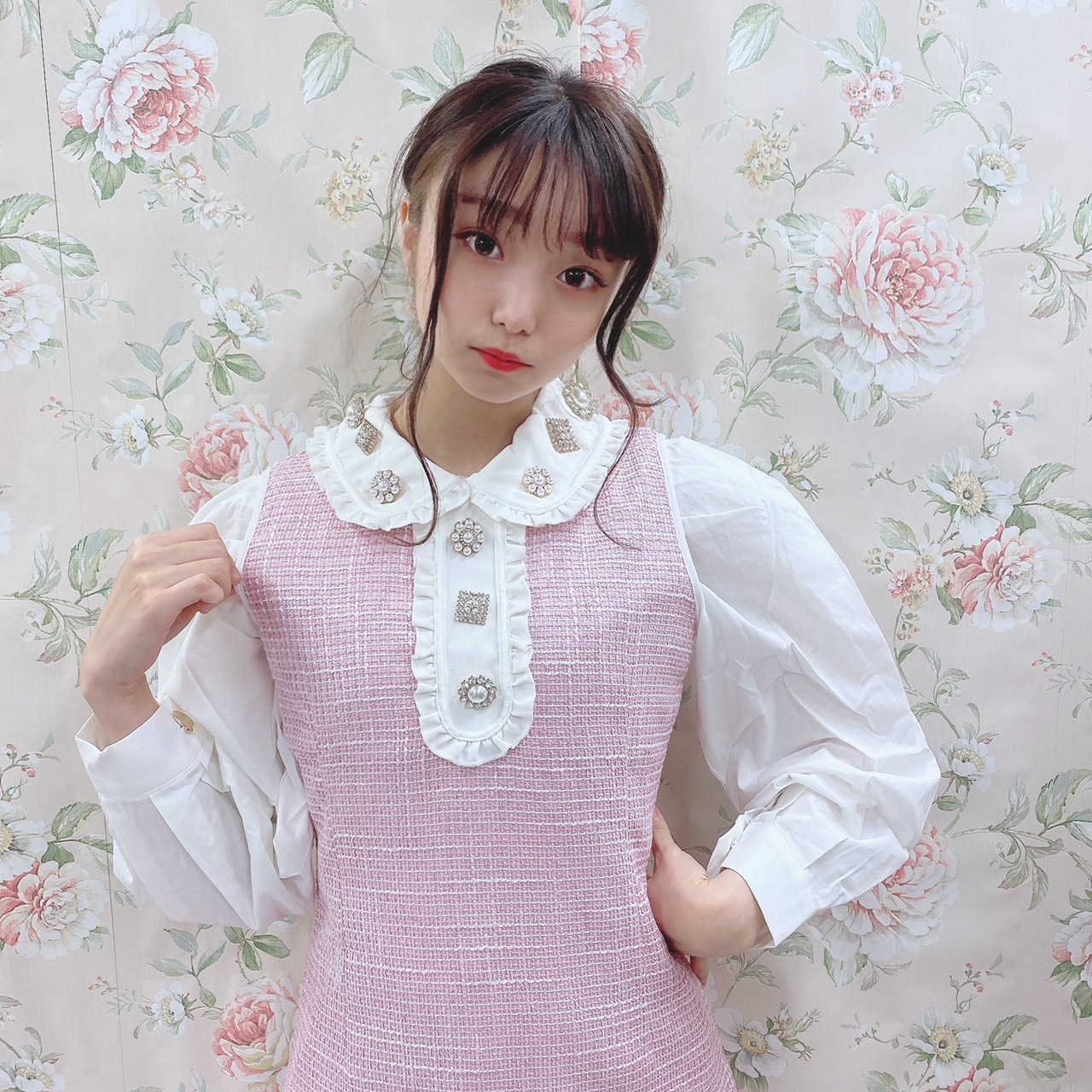 AD spring tweed O/P
