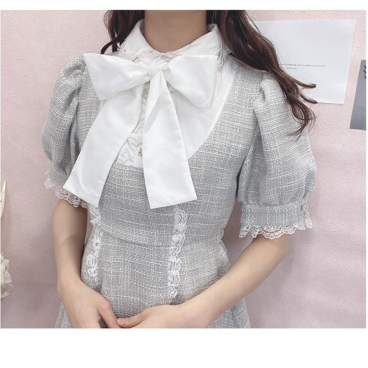 TS cotton×tweed O/P