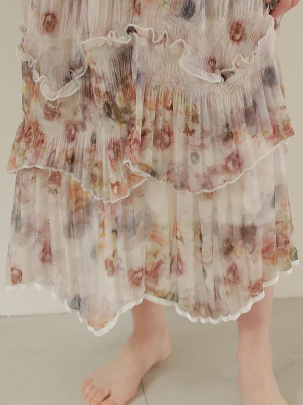ヒメタウツクシサ skirt