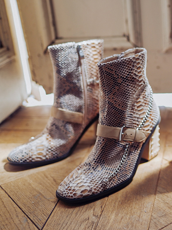 Eclat boots