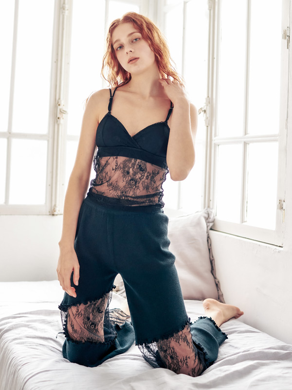 Luxe pants