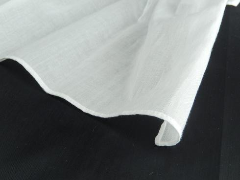 綿100% #80ローンストール 40×180㎝ 10枚