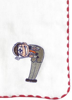 おそ松さん×ナナナ ハンドタオル(おそ松)