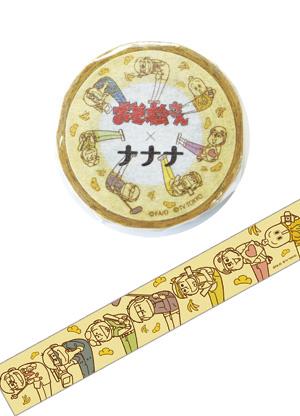 おそ松さん×ナナナ マスキングテープ