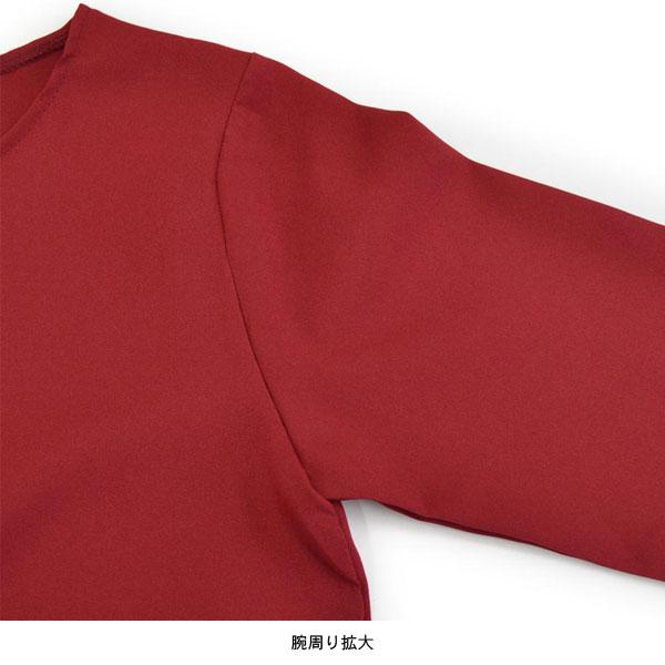 ウエストリボンブラウス 【送料pt100】