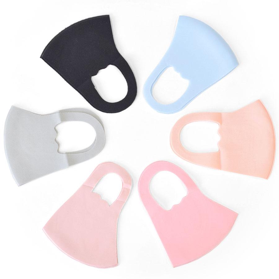 即納 マスク こども用 子供用 洗える 6枚セット 3Dマスク 立体マスク 立体型 洗えるマスク こどもマスク 【送料pt100】