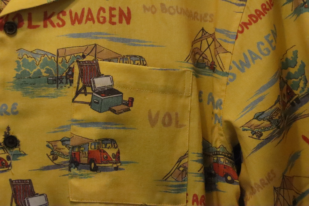 VW アロハシャツ