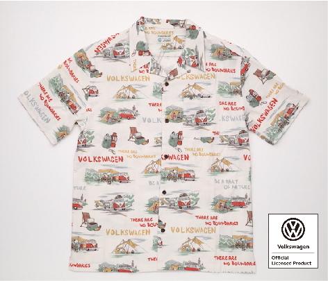 VW アロハシャツ(キッズ用)