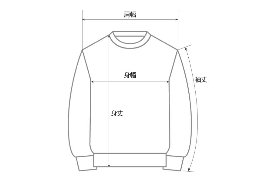 【UNISEX】スウェットシャツ T1 BUS