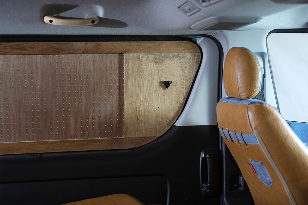 木製サンシェード