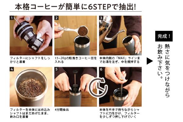 ESPRO(エスプロ)ウルトラライト コーヒープレス