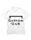 GOTHAM NYC 半袖Tee ホワイト [GN801]