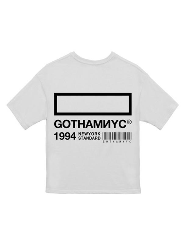GOTHAM NYC BigTee ホワイト [GN817]
