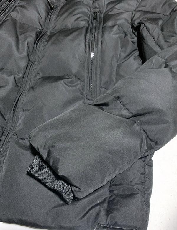 HiBowL×MTTPダウンジャケット ブラック [HM-1]