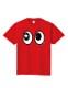 """★コロナに負けるな!!特別価格★HiBowL Tee """"OMEME"""" レッド [Hi-tee-17-Tシャツ]"""