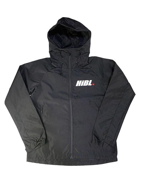 "HiBowL Shell Parka""HiBL"" ブラック [Hi-shp-005]"