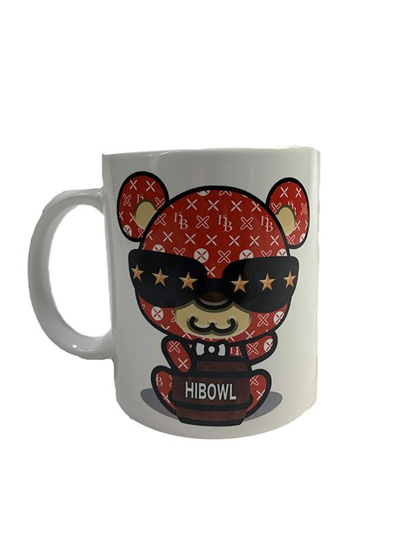 "HiBowLマグカップ""HiBear""  [Hi-mc-001]"