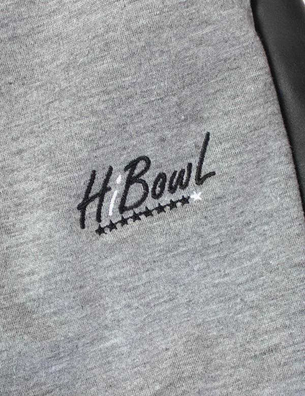HiBowL ボンディングパンツ グレー [Hi-bdp-001]