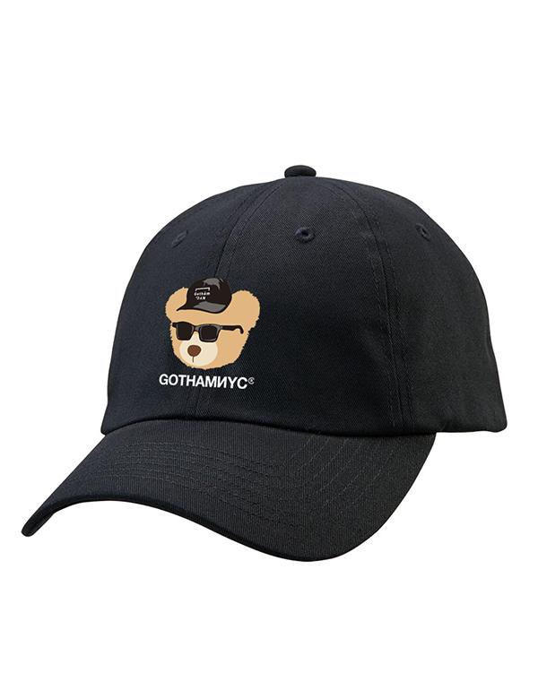 GOTHAM NYC (ゴッサムエヌワイシー)  CAP ブラック  [GN813]
