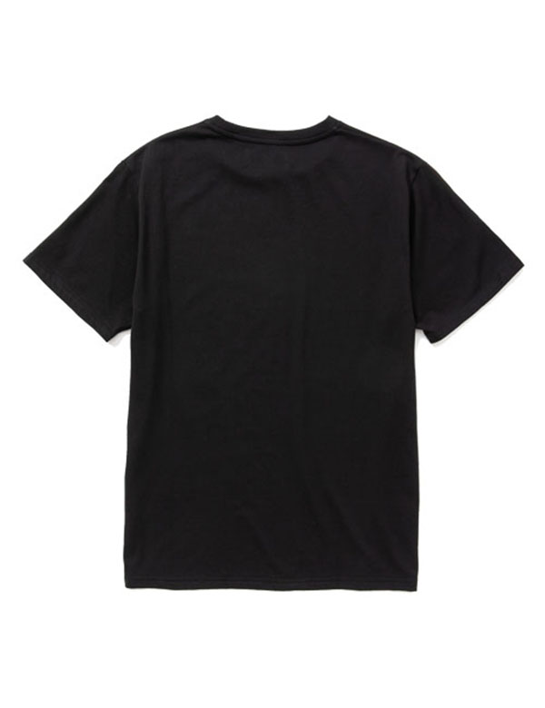 SY32 by SWEET YEARS VERTICAL LOGO TEE ブラック [TNS1727J]