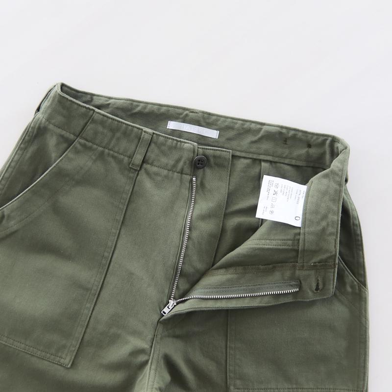 HATSKI Loose Tapered Utility Trouser