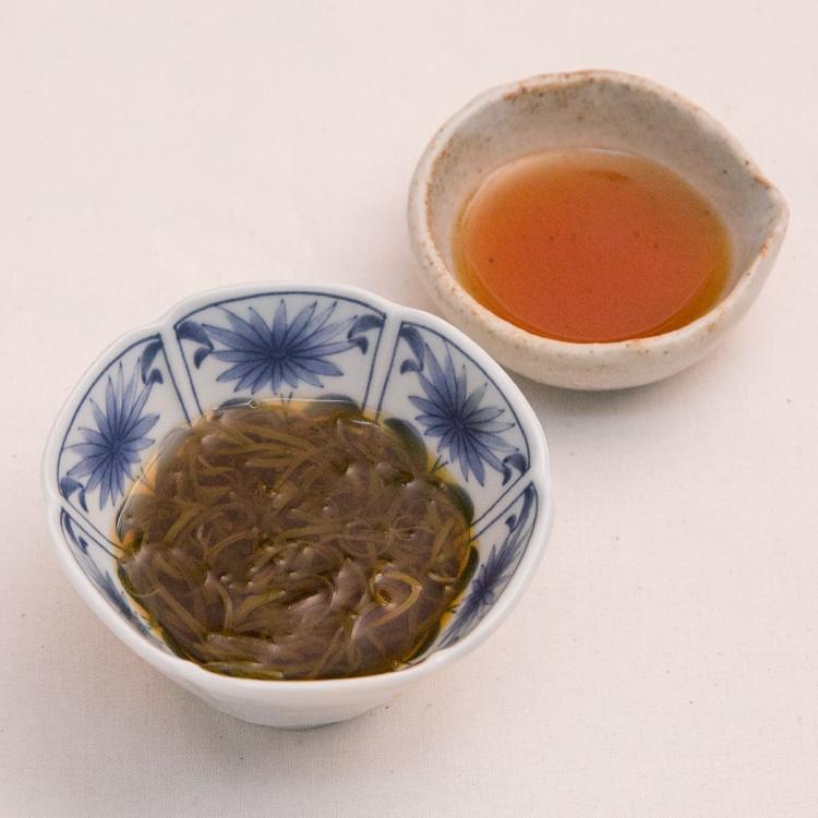 めかぶ玄米黒酢