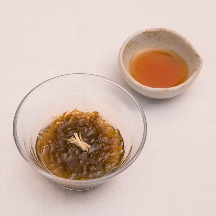 味付もずく玄米黒酢