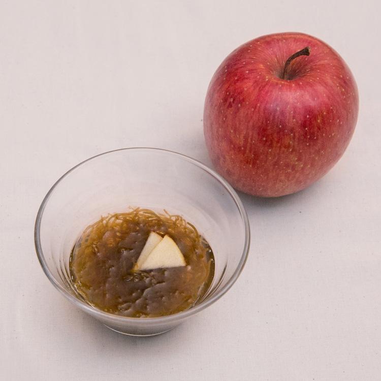 味付もずくりんご酢