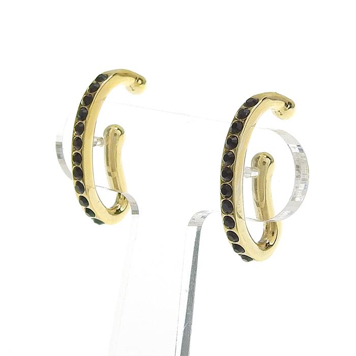 ゴールドフックイヤリング HE-004B