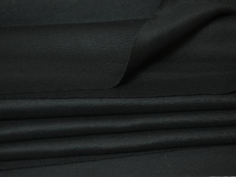お買得 <strong>【カシミヤ80% /ダブルフェースコート生地】</strong><br> イタリ—製,輸入生地<br>  スーパーブラック<br> カシミヤ80%<br>  140cm巾2.5m(コート分)<br> 2111-305<br> 【一点在庫あり ご注文はお早めに】