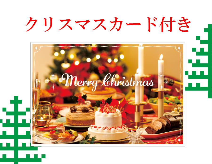 <2020クリスマス>サンケーキ&ベリーベリークリスマス