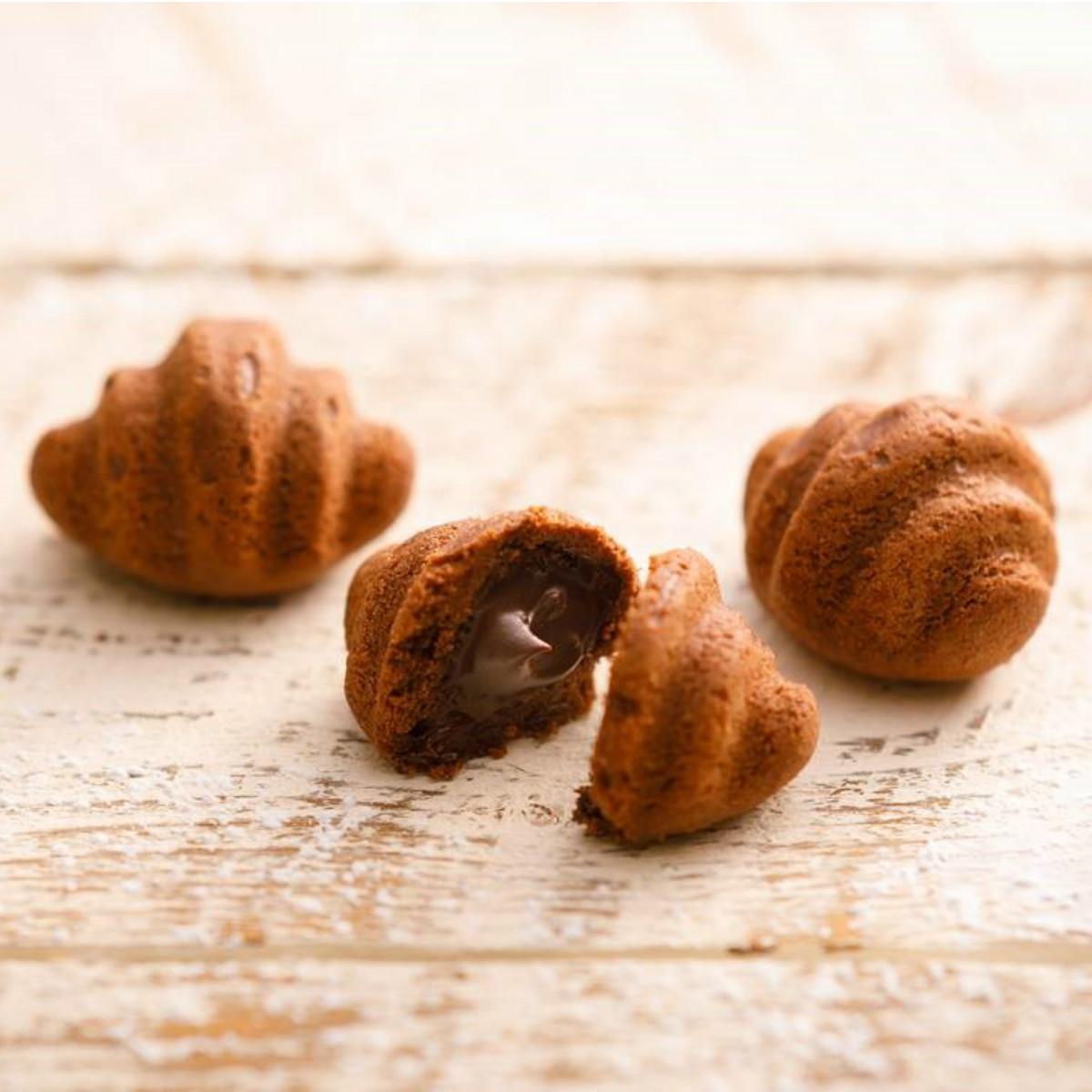 フレンチトーストクッキー(チョコ)(12個入り)