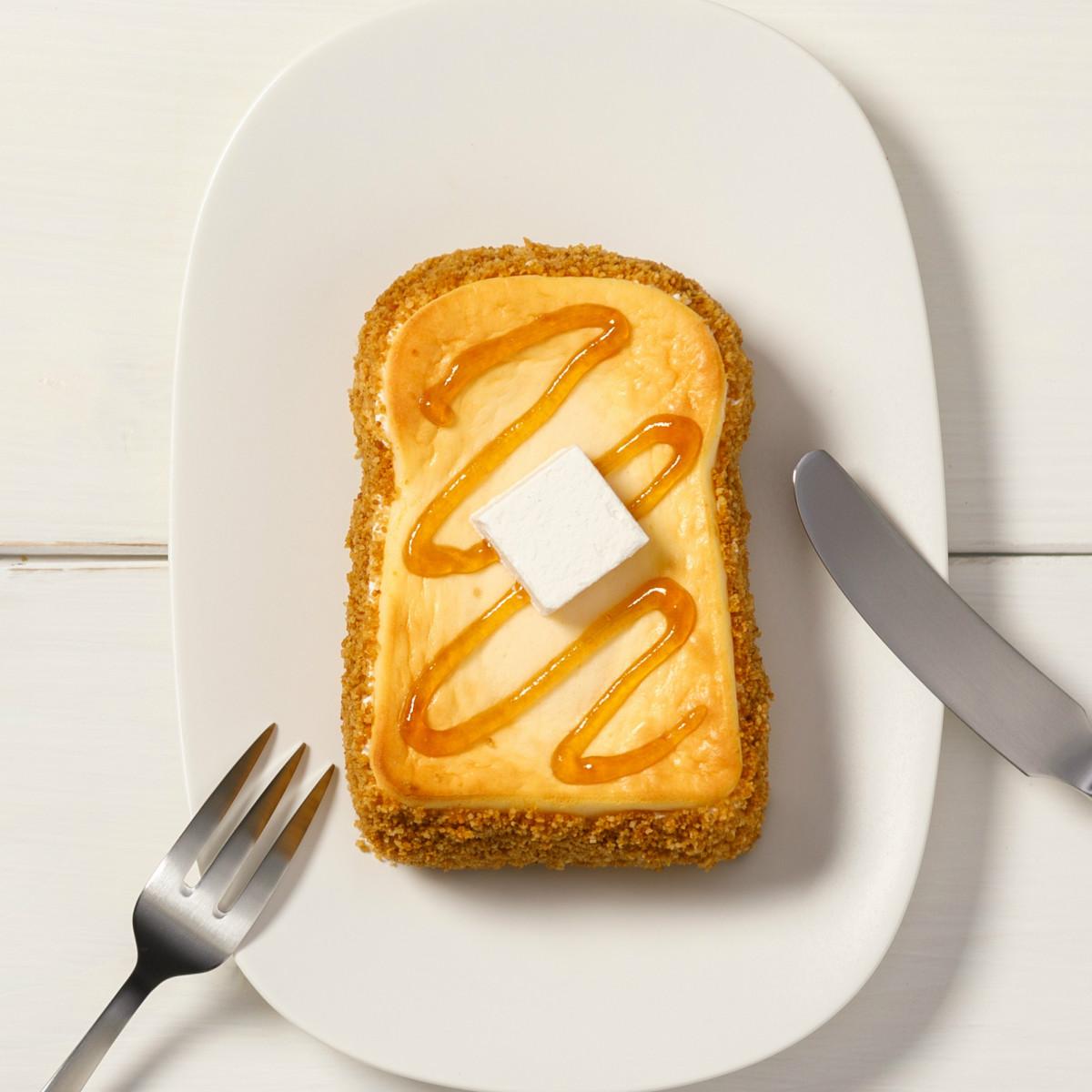 フレンチトーストチーズケーキ(福岡便)