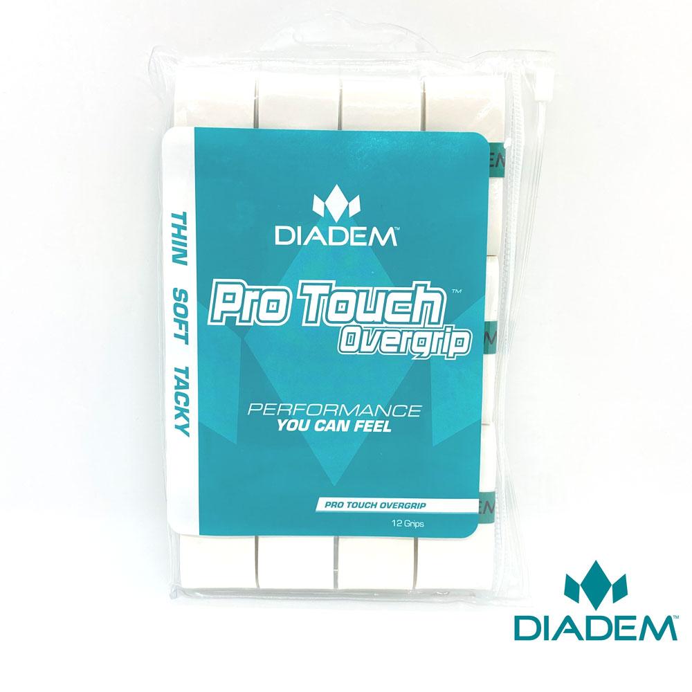 ダイアデム グリップテープ プロタッチオーバーグリップ12本入り DIADEM Pro Touch  over grip 12pk