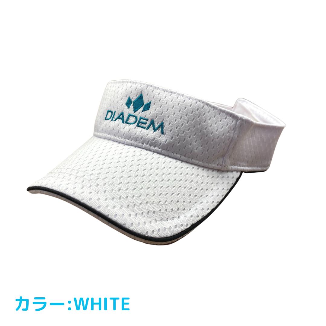 ダイアデム サンバイザー テニス DIADEM 3色展開